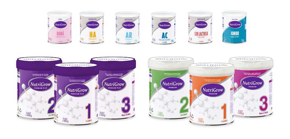 NutriGrow Products